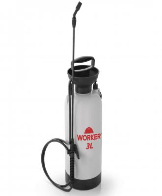 Pulverizador de compressão prévia Worker – 3 litros