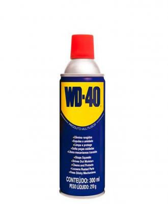 WD 40 tradicional B. aerossol – 300ml/210g