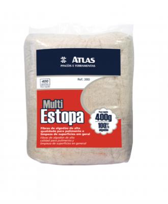 Estopa Multi Algodão Atlas – 400g
