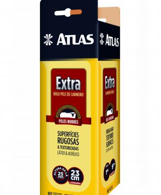 Rolo para Pintura Pele de Carneiro Extra Atlas – 23cm
