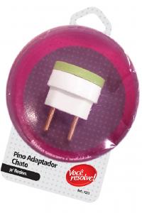 Pino Adaptador Chato