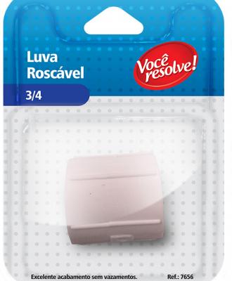 Luva Roscável – 3/4″