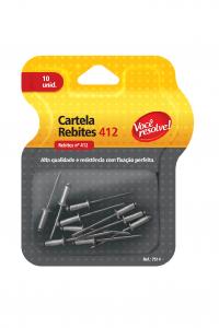 Rebite Alumínio Você Resolve – 412
