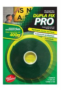 Fita Dupla Face Dupla Fix Pro Você Resolve – 12mm x 5m