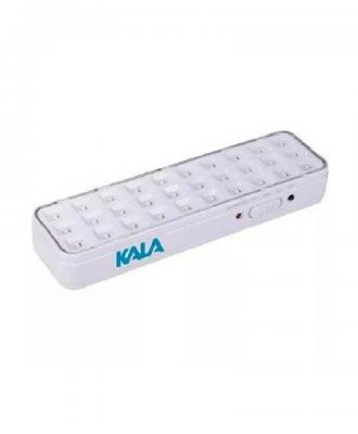Luminária de Emergência Bivolt Kala – 30 leds